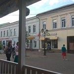 уличные кафешки