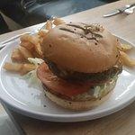 Waygu burger