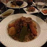 couscous y vino