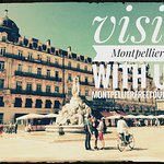 Visit Montpellier with montpellier free tour