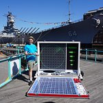Giant Battleship Game