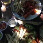 Tacos, porción abundante y riquísimo!