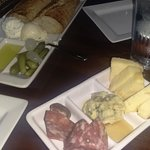 The Cheese board - delicious