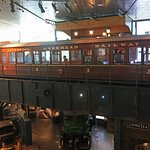 Museum of Liverpool overhead railway