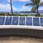 Names of the 1177 crewmen lost on the USS Arizona