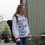 Sara our guide