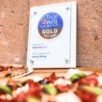 Award winning pizza