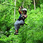 Foto de The Congo Trail Canopy Tour