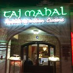 The Taj Mahal resmi