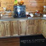 Foto di Bryce Canyon Coffee Co.