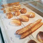 Different Breads.