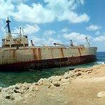 Photo of Edro III Shipwreck