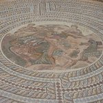 Mosaic that gave nam to House of Theseus.