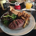 steake tartare