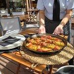 Lunch in Palm de Mallorca