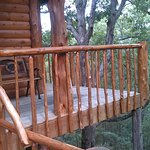 front view deck