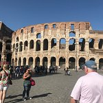 Campitelli and The Coliseum ... private guided tour with Serena Cantagelli Eyes of Rome