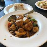 Seafood Basil