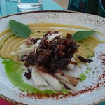 Grilled Octopus with Fava