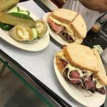 The best Ruben sandwich in the world