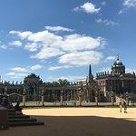 Neues Palais grounds
