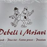Photo of Debeli i Mrsavi
