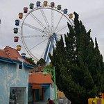 Giranda mundi - A maior roda gigante do brasil, proporciona uma vista linda de todo o parque.