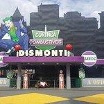 Dismonti - O bate-bate do coringa é ótimo tanto pra família quanto pra um grupo de amigos.
