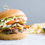 The Feenie Burger