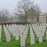 Foto de Ranville War Cemetery