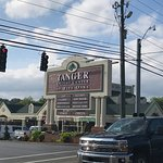Tanger Outlets sign in Sevierville