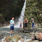another waterfall swim