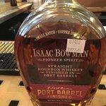 Awesome Bourbon selection.