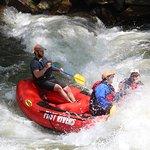 Nantahala Rafting with Adventurous Fast Rivers의 사진