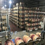 Barrel Room - Quite automated and Modern