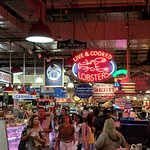 Foto van Reading Terminal Market