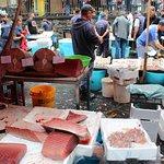 Foto de A' Piscaria Mercato del Pesce