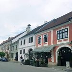 Town of Rust, Burgenland wine region