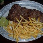 Steak Arrachera w/ fries