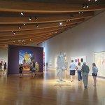 크리스탈 브리지 미국 예술 박물관의 사진