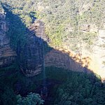 Wentworth Falls from lookout