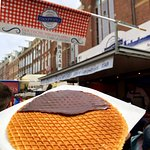 The original stroopwafel