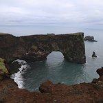 Dyrhólaey - The Arch @ Black Sand Beach