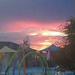Sunset at OWA!