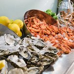 Fresh Local Seafood at Montereys Brasserie Buffet