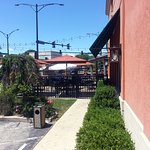 front patio at Colletti's