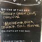 Sample of Daily Specials