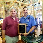 Natl. Amusement Park Historical Assoc. honored Trimper's for being the oldest family-owned park/