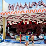 The Himalaya at Trimper's is operated in an awesomely classic manner.