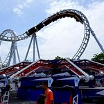 Trimper's is well known for its Boomerang coaster!